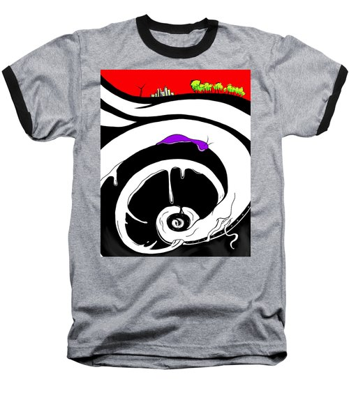 Drained Baseball T-Shirt