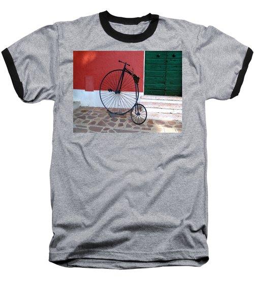 Draisina Baseball T-Shirt by Alessandro Della Pietra