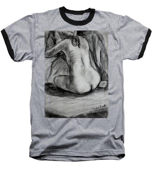 Drapery Pull Baseball T-Shirt