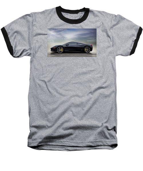 Dream #458 Baseball T-Shirt by Douglas Pittman