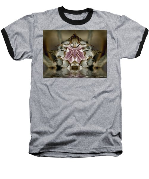 Baseball T-Shirt featuring the photograph Dream 80 by WB Johnston
