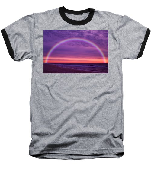 Dream Along The Ocean Baseball T-Shirt