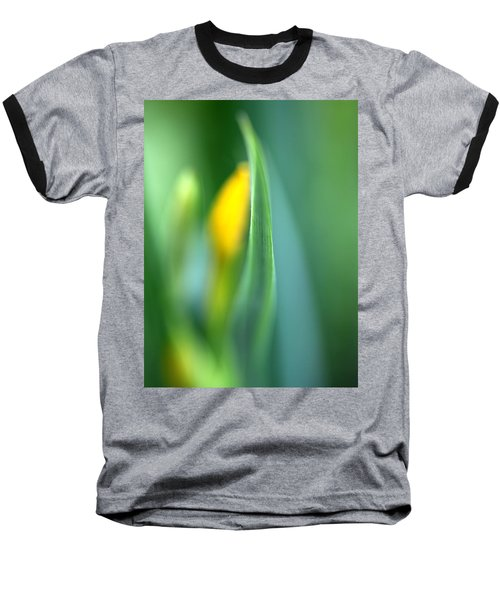 Dream Baseball T-Shirt by Annie Snel