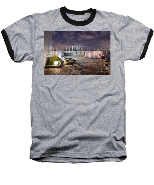 Dream On Until Tomorrow Baseball T-Shirt