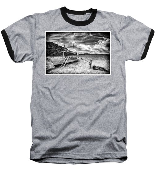 Dream Vacation Baseball T-Shirt