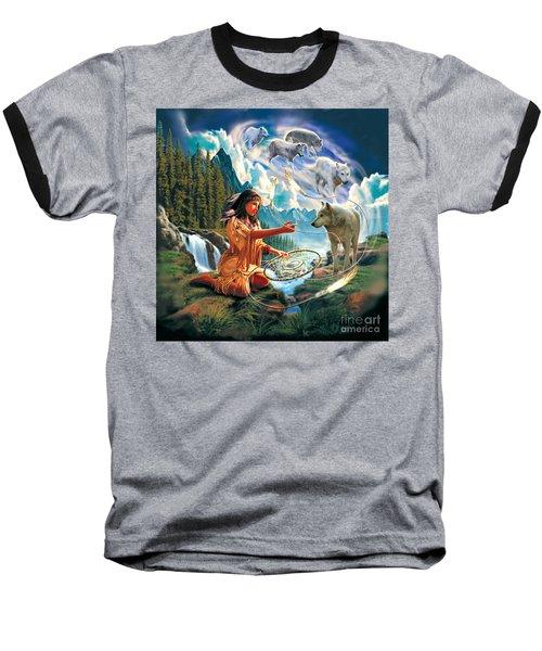 Dreamcatcher 3 Baseball T-Shirt