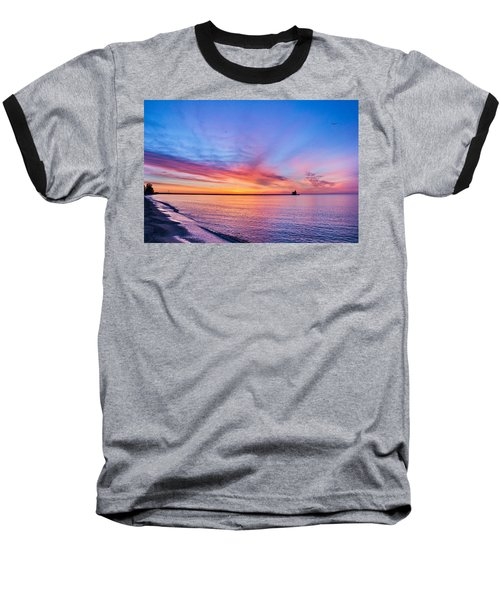 Dreamer's Dawn Baseball T-Shirt