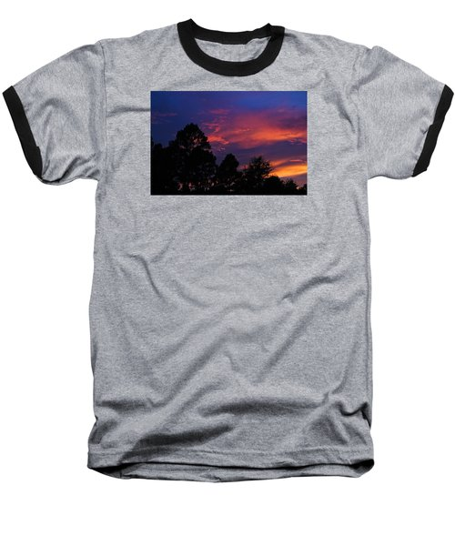 Baseball T-Shirt featuring the photograph Dreaming Of Mobile by Julie Andel