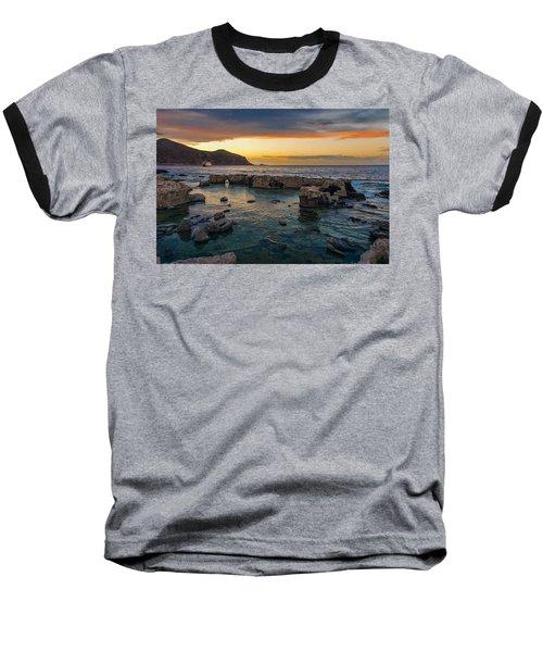 Dreaming Sunset Baseball T-Shirt