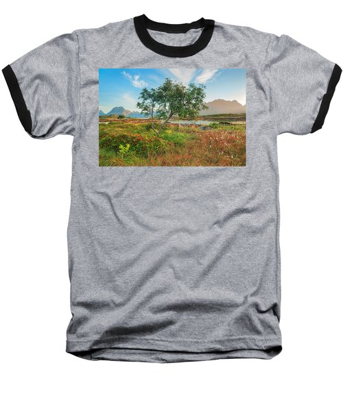 Baseball T-Shirt featuring the photograph Dreamlike by Maciej Markiewicz