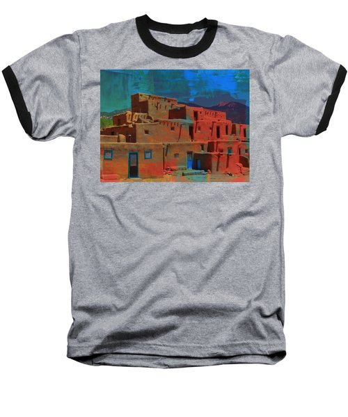 Dreams Of Taos Baseball T-Shirt