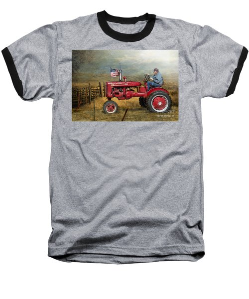 Dreams Of Yesteryear Baseball T-Shirt