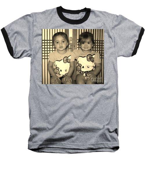 Dressed To Impress Baseball T-Shirt by Craig Wood