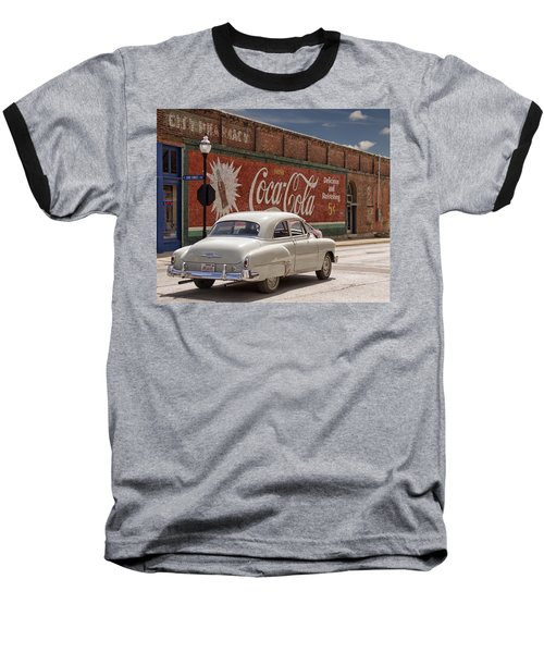 Drink Coca-cola Baseball T-Shirt