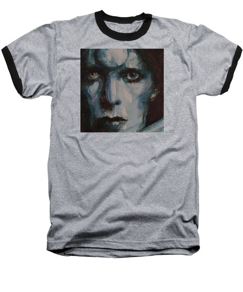 Drive In Saturday Baseball T-Shirt by Paul Lovering