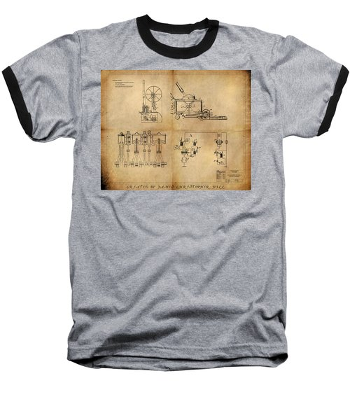 Drive System Assemblies Baseball T-Shirt