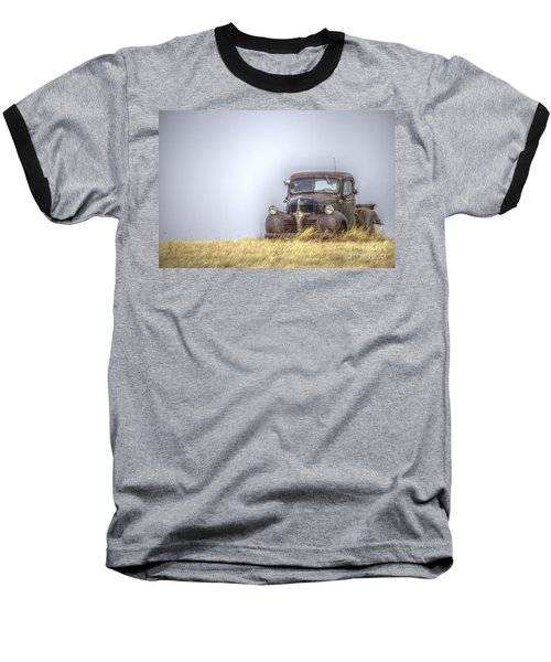 A Rusty Abandoned Truck Near Sturgis South Dakota Baseball T-Shirt