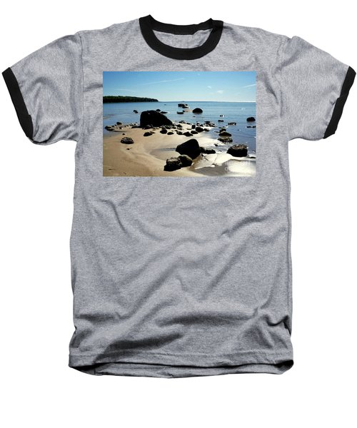 Drummond Shore 2 Baseball T-Shirt