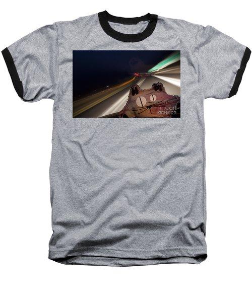 Drunk Driver Baseball T-Shirt