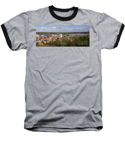 Dubuque Iowa Baseball T-Shirt