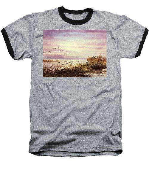 Duck Hunting Companions Baseball T-Shirt