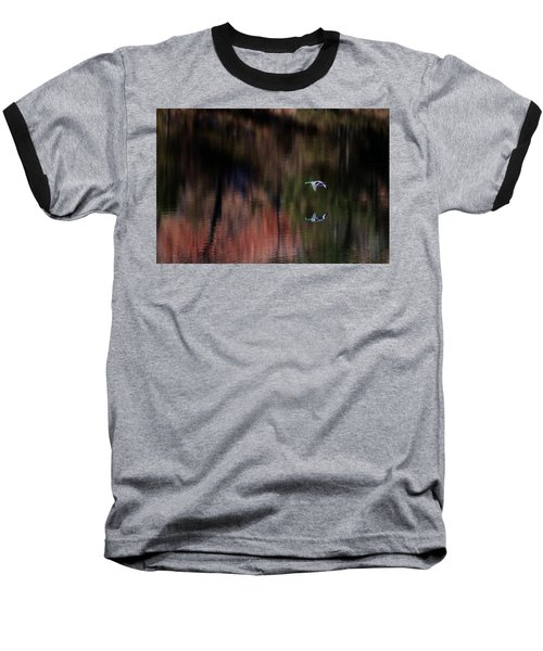 Duck Scape 3 Baseball T-Shirt