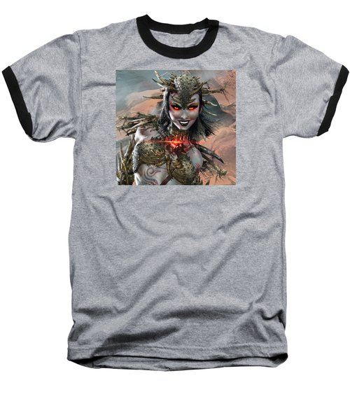 Duels Of The Planeswalkers 2014 Persona Ten Baseball T-Shirt