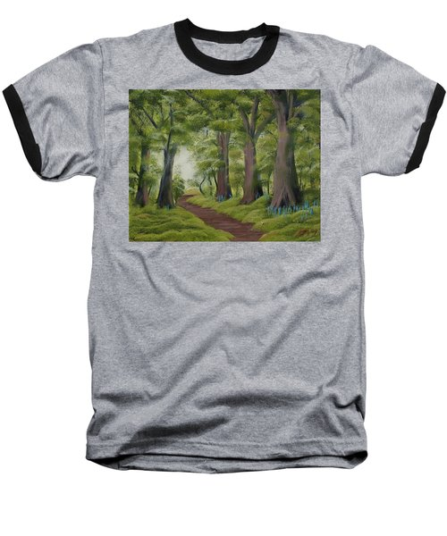 Duff House Walk Baseball T-Shirt