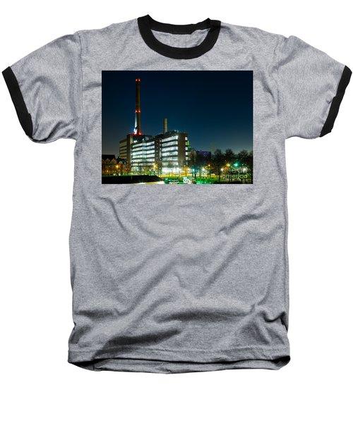 Duisburg Thyssen Krupp Factory Apostel Street Baseball T-Shirt