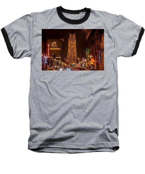 Duluth Lake Avenue Baseball T-Shirt