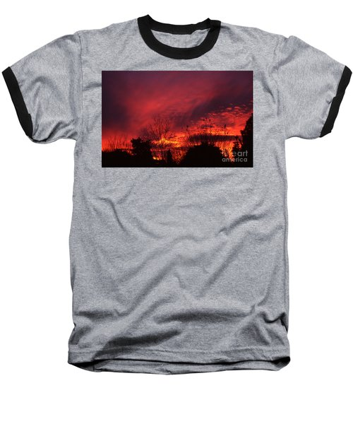Dundee Sunset Baseball T-Shirt
