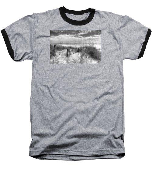 Dune Fences Baseball T-Shirt