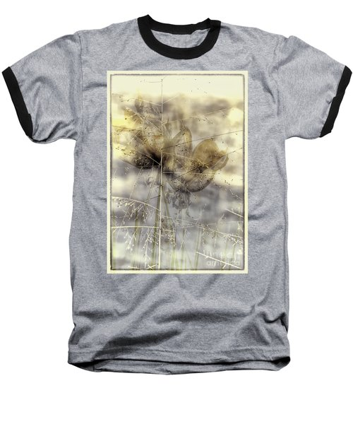 Dune Grass On Yucca Baseball T-Shirt