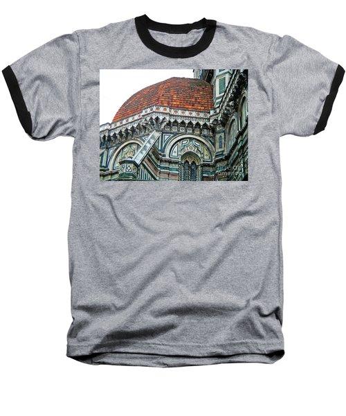 Duomo Italian Renaissance Baseball T-Shirt