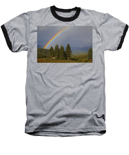 Durango Rainbow Baseball T-Shirt
