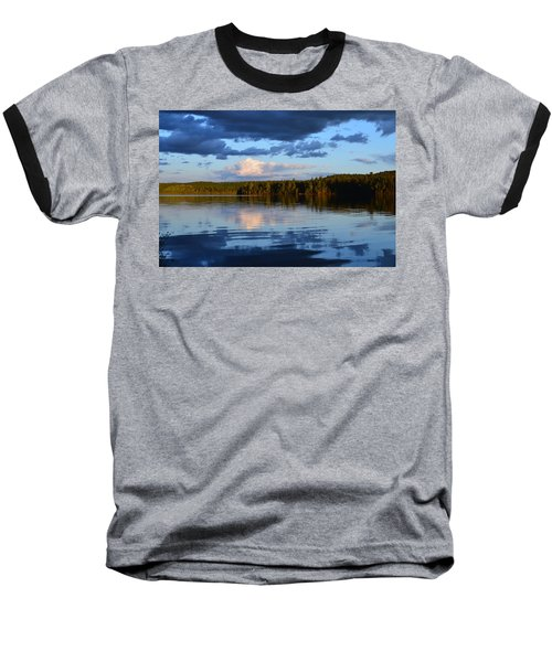Dusk After A Storm Baseball T-Shirt
