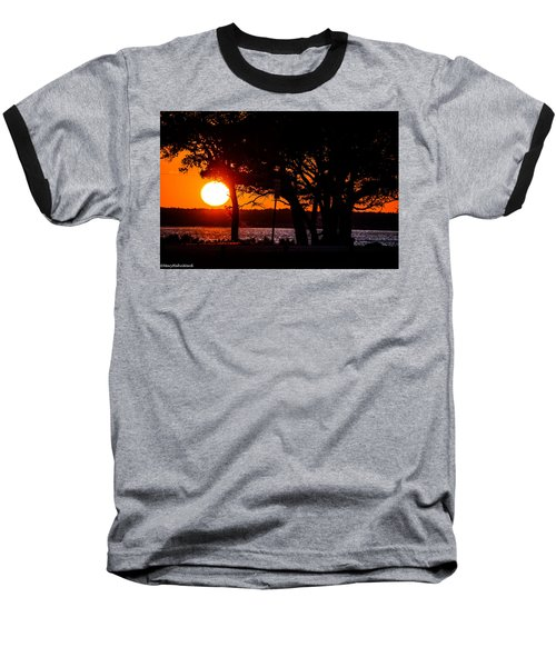 Dusky Cape Fear River  Baseball T-Shirt