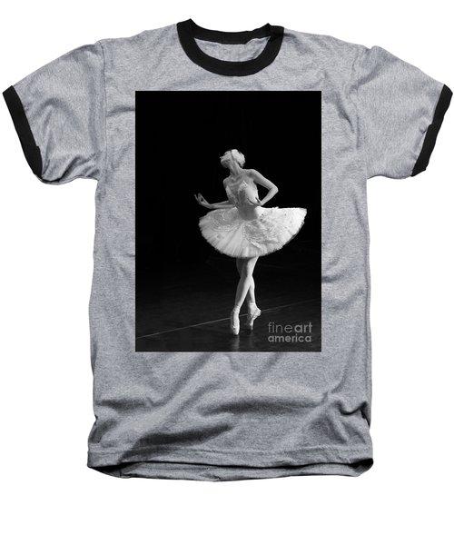 Dying Swan 3. Baseball T-Shirt