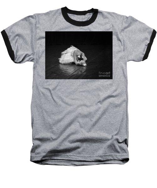 Dying Swan 4. Baseball T-Shirt