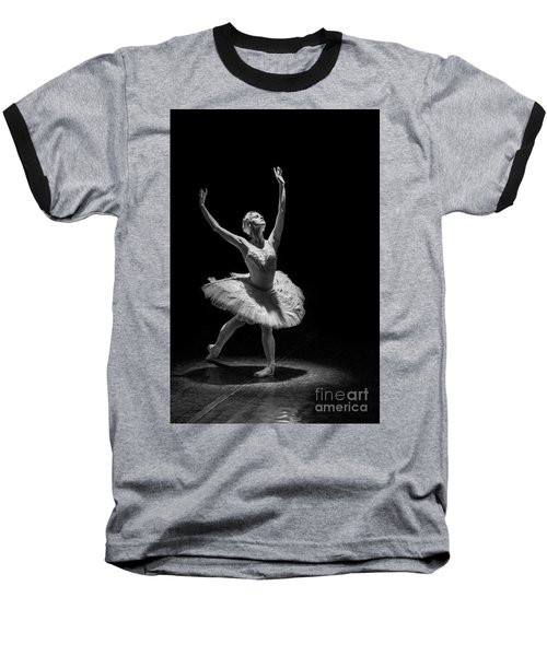 Dying Swan 6. Baseball T-Shirt