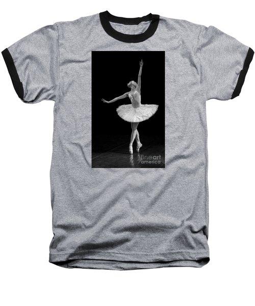 Dying Swan 9. Baseball T-Shirt