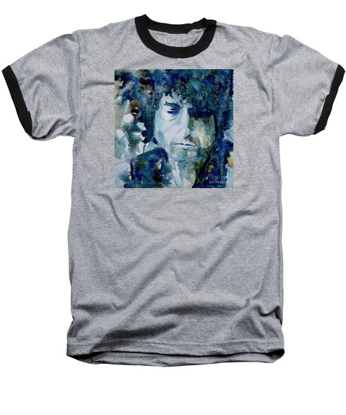 Dylan Baseball T-Shirt by Paul Lovering