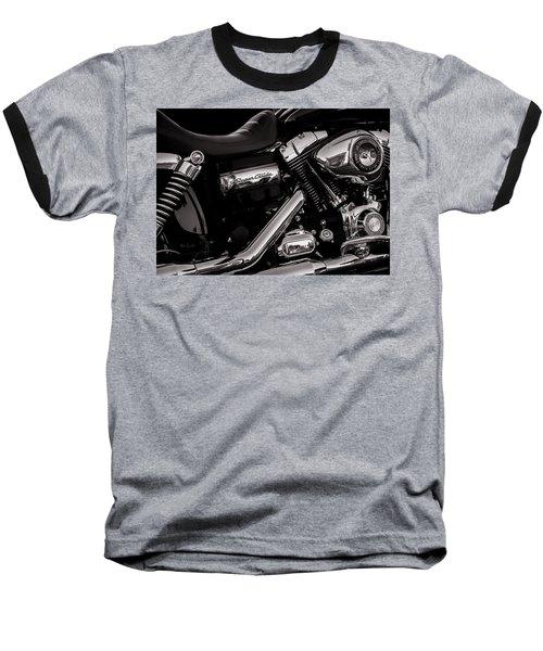 Dyna Super Glide Custom Baseball T-Shirt