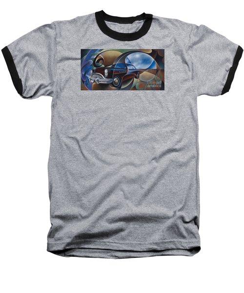 Dynamic Route 66 Baseball T-Shirt