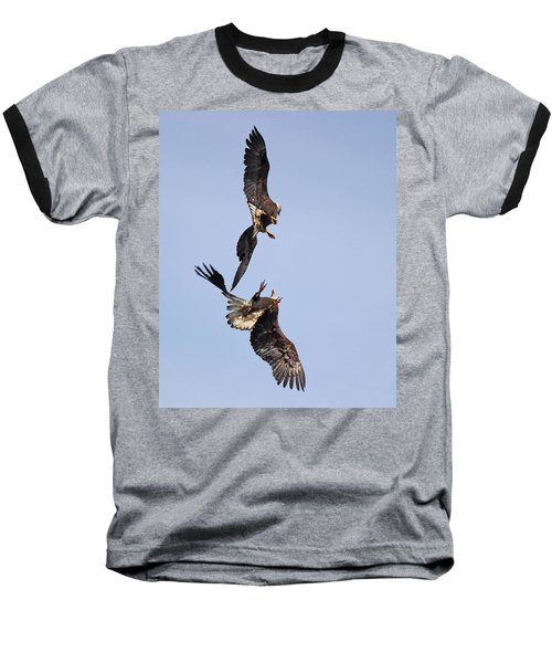 Eagle Ballet Baseball T-Shirt