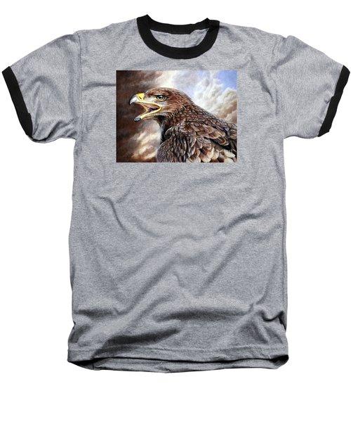 Eagle Cry Baseball T-Shirt