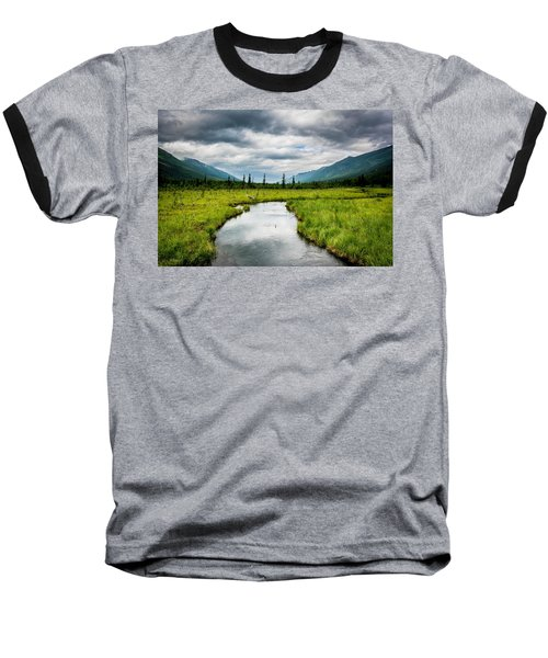 Eagle River Nature Center Baseball T-Shirt