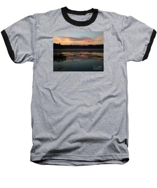 Eagle River Sunrise No.5 Baseball T-Shirt