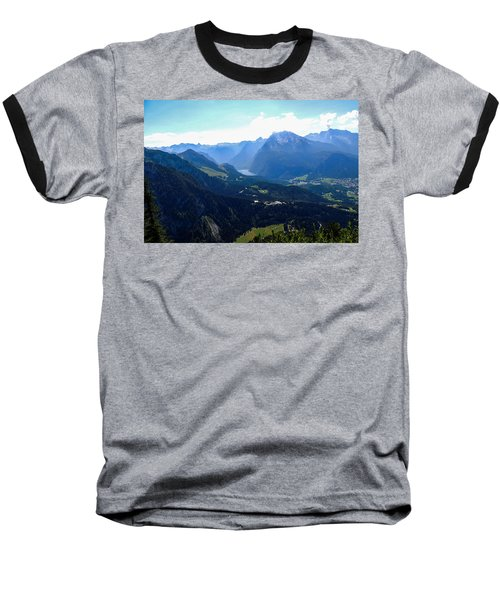 Eagle's Nest Vista Baseball T-Shirt