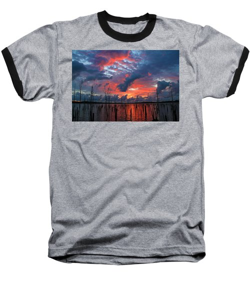 Early Dawns Light Baseball T-Shirt